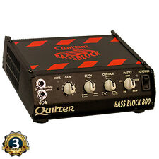 QUILTER LABS Bass Block 800 Watt Ultralight Bass Amplifier w/Carry Bag DEMO
