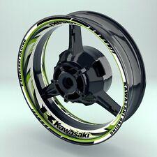 """Felgenaufkleber Felgenrandaufkleber Premium Wheelsticker """"Razor Kawasaki"""""""