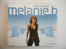 MELANIE B : FEELS SO GOOD ( INCLUDES VIDEO ) [ CD SINGLE ] ~ PORT GRATUIT