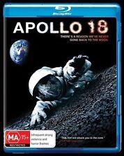 Apollo 18 Blu-ray Discs