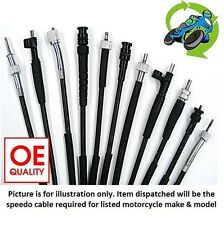 New Yamaha XJ 900 S Diversion (4KM1) 1995 (900 CC) - Hi-Quality Speedo Cable