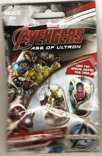 2015 Marvel Avengers Age of Ultron Guaranteed Dog Tag FILM CELL  Hot Pack