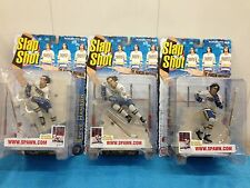 Slapshot Hockey set of 3 figures - Jack, Jeff and Steve Hanson - McFarlane Toys