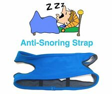 50% Off Sale - No-Snoring Chin Strap+Nasal Strips-Anti Apnea, CPAP, Sleeping Aid