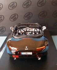 BMW Z8 ROADSTER BLACK MAXICAR 10062 1/43 NOIR SCHWARZ CABRIOLET OPEN TOP