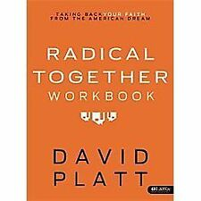 Radical Small Group Study - Member Book by David Platt (2000, Paperback)
