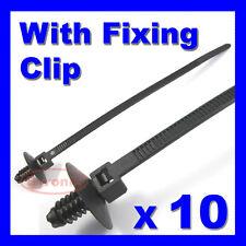 Fascette Kit Auto Barca Trailer Tie Wrap Fissaggio Clip WIRING LOOM CABLAGGIO 140 X 5
