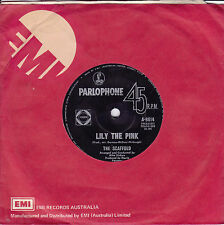 THE SCAFFOLD Lily The Pink / Buttons Of Your Mind 45