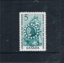 Canadá 1966 La Salle la llegada SG 571 estampillada sin montar o nunca montada
