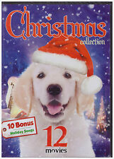 CHRISTMAS COLLECTION 12 MOVIES (DVD, 2016) NEW