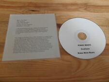 CD Indie Piano Music-Standing (10) canzone Make Mine Music