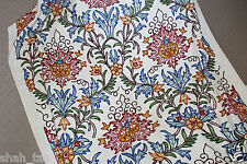 KASHMIR CREWEL HAND MADE EMBROIDERY HOME CURTAINS WINDOW FABRIC PANEL DOOR HOMES