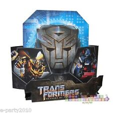 TRANSFORMERS Table Centerpiece ~ Birthday Party Supplies Optimus Prime Bumblebee