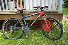 Gary Fisher Tassajara Mountain Bike Shimano Deore Rockshox - Made in USA