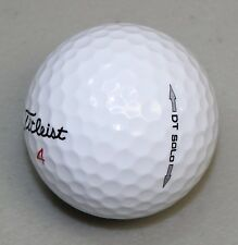48 Titleist DT Solo Near Mint AAAA Used Golf Balls - FREE Shipping