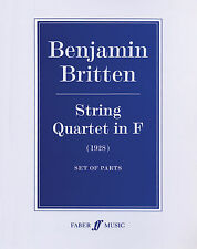 Stringa Quartetto in F parti Play VIOLINO Cello Viola CANZONI FABER LIBRO MUSICA