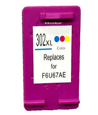 Non-OEM Replace For HP 302 302XL Officejet 3830 4650 Colour Ink Cartridge