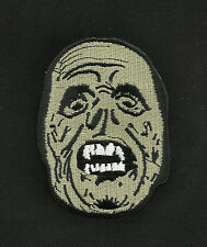 GRAY PHANTOM OPERA CULT CLASSIC MONSTER MOVIE HORROR FILM BIKER ROCKABILLY PATCH