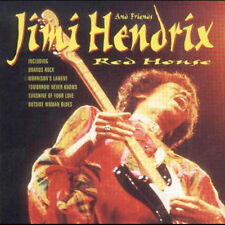 FREE US SH (int'l sh=$0-$3) NEW CD Jimi Hendrix: Red House
