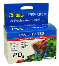 Easy-Life Phosphate (PO4) Liquid Water Test Kit for Freshwater and Marine