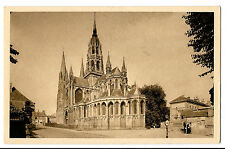 Bayeux Calvados Cathedral, L'Abside, PPC Unposted, Prewar, By Yvon