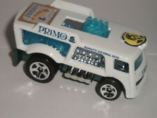 Hot Wheels PRIMO Beer CHILL MILL  custom delivery truck