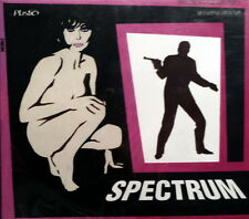 SPECTRUM - CD Soundtrack OST - Thrilling 60's film noir themes