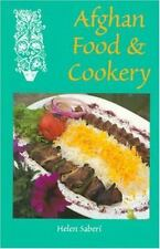 Afghan Food and Cookery by Helen Saberi (2000, Paperback)