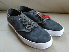 BNIB Vans Authentic Trainers shoes Charcoal/White [UK Size 9.5] [EU Size 44]
