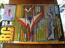 µ?b  Revue RC Pilot n°68 plan encarté Wipe / Firebird Eurofighter Yak 55