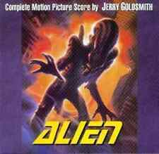 "Jerry Goldsmith:  ""Alien""  (Soundtrack Score Double-CD)"