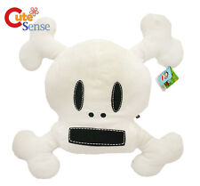 Paul Frank Skurvy Plush Doll Skull Head Pillow Cushion Large Authentic Licensed
