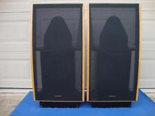 Absolutely Beautiful Dahlquist DQ-20 Floor Speakers - Professionally Restored!!