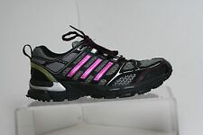 Adidas Supernova Riot 3 Running Trail Sneaker '10 Multi Black Pink Women 10 Hip