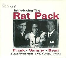 INTRODUCING THE RAT PACK 3 CD BOX SET