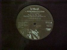 """B-Movie Remembrance Day, Institution Walls (remix) Uk 12"""" writing on cover"""