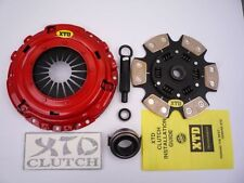 XTD STAGE 3 CERAMIC CLUTCH KIT FITS HONDA 99-00 CIVIC Si DEL SOL Si B16A2