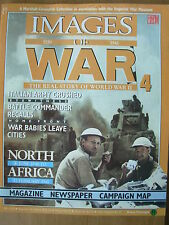 IMAGES OF WAR MAGAZINE No 4 WWII NORTH AFRICA CAMPAIGN - CHILDREN EVACUATED