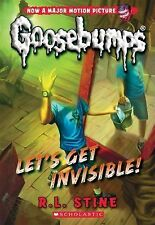 Classic Goosebumps #24: Let's Get Invisible! 24 by R. L. Stine (2015, Paperback)