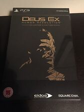 Deus Ex Human Revolution Collector's Edition PS3 (UK PAL)
