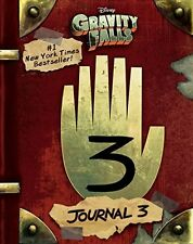 Gravity Falls: Journal 3            (Hardcover)