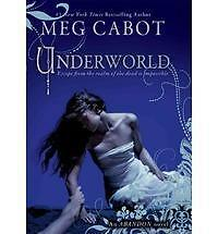 Abandon Ser.: Underworld by Meg Cabot (2012, Hardcover)
