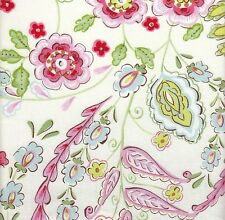 Dena Designs Pretty Little Things Emma Fabric in Cream DF133 100% Cotton