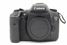 CANON EOS 7D 18.0 MP 3'' SCREEN DIGITAL CAMERA BODY ONLY