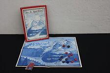 Ancien Jeu Mont Blanc Alpiniste cordée Gouter Bionnassay Chamonix Bosc Riou Lyon