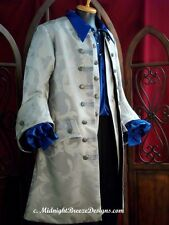 MADE TO ORDER Mens Renaissance Pirate-Baroque-Colonial Coat Costume - LayawayOK