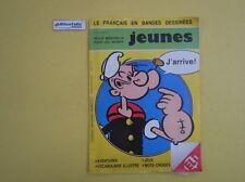 J 5253 RIVISTA A FUMETTI LE VIGNETTE IN FRANCESE PER I GIOVANI N 1 DEL 1984