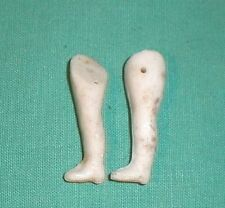 "antique legs 1.11"" for dollhouse doll wire fixing"