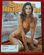 2001 SWIMSUIT ISSUE ELSA BENITEZ HEATS UP IN TUNISIA Sports Illustrated