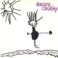 Holger Czukay - On the Way to the Peak of Normal [New CD] Digipack Packaging